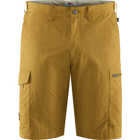 Fjällräven Travellers MT Shorts Heren, ochre